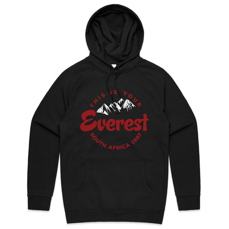 Unisex This Is Your Everest Rugby Hoody