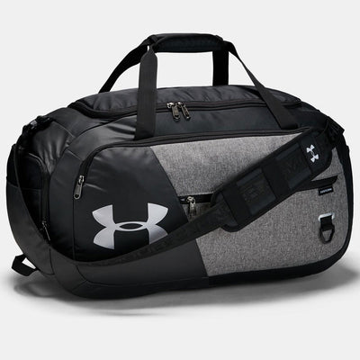 Undeniable 4.0 Medium Duffle Bag Graphite - First XV rugbystuff.com