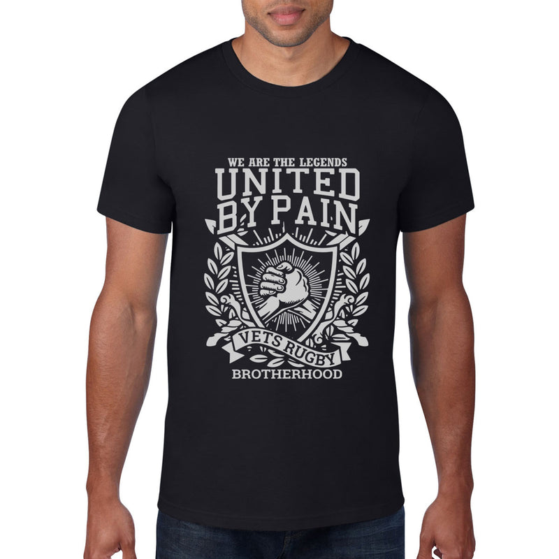 Rugby Vets United By Pain Tee