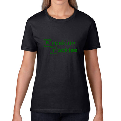 Women's Breaking Tackles Tee - First XV rugbystuff.com