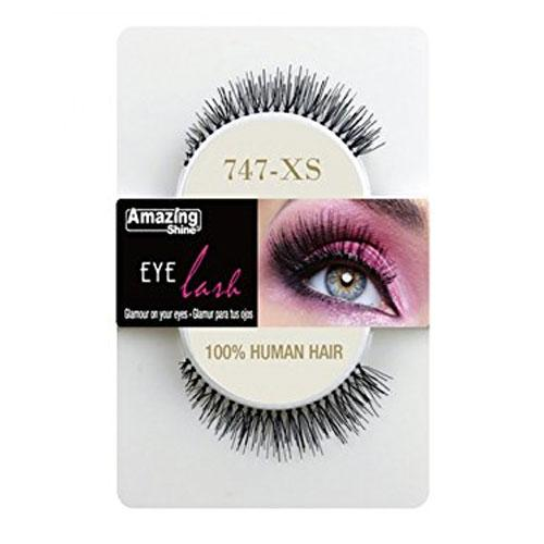 Amazing Shine Amazing Shine Human Hair False Eyelashes 747-XS - MUOBU