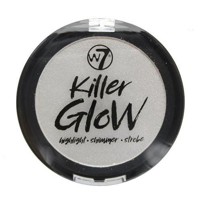Killer Glow Highlighter & Strobe Powder - Crime Sheen