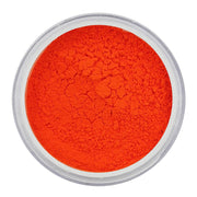 MUOBU Vegan Eco-Friendly Mica Pigment Powder 14 - Electric Orange - MUOBU