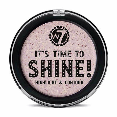 W7 It's Time To Shine Highlight & Contour