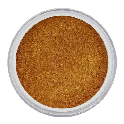 MUOBU Vegan Eco-Friendly Mica Pigment Powder 41 - 24 Carat Gold - MUOBU