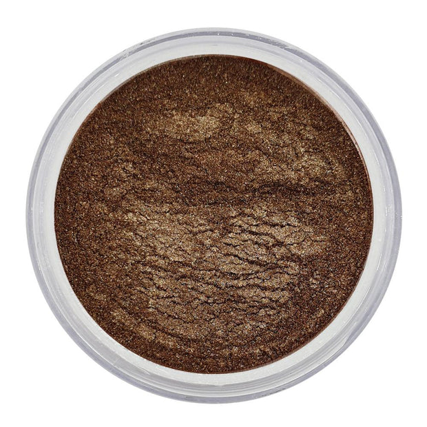 Vegan Eco-Friendly Mica Pigment Powder 37 - Bronze
