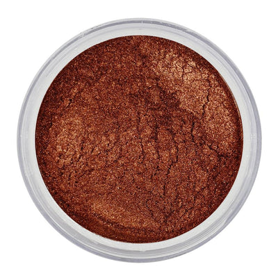 MUOBU Vegan Eco-Friendly Mica Pigment Powder 35 - Copper - MUOBU