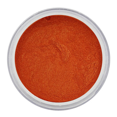 Vegan Eco-Friendly Mica Pigment Powder 61 - Orange Shimmer