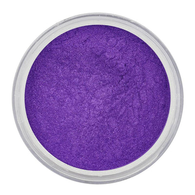 Vegan Eco-Friendly Mica Pigment Powder 57 - Electric Violet