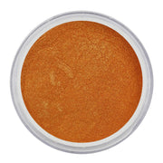 MUOBU Vegan Eco-Friendly Mica Pigment Powder 63 - Metal Orange - MUOBU