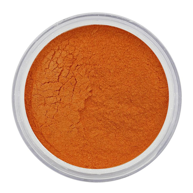 MUOBU Vegan Eco-Friendly Mica Pigment Powder 61 - Pastel Orange - MUOBU