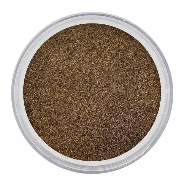 Vegan Eco-Friendly Mica Pigment Powder 48 - Midnight Bronze