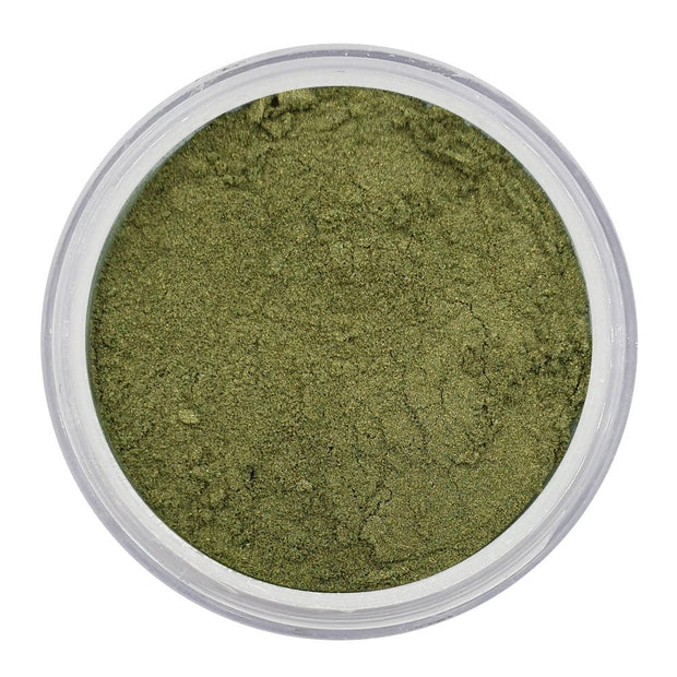 Vegan Eco-Friendly Mica Pigment Powder 44 - Forest Gold