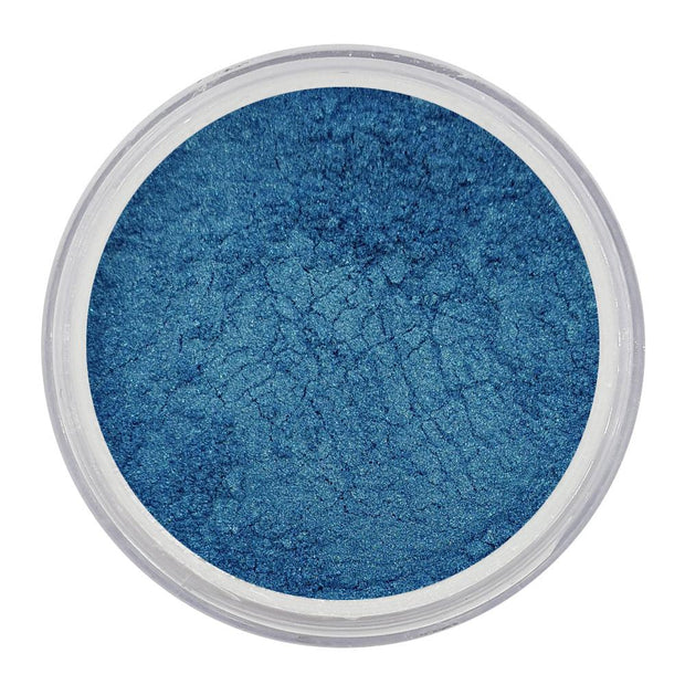 MUOBU Vegan Eco-Friendly Mica Pigment Powder 28 - Turquoise Glow - MUOBU