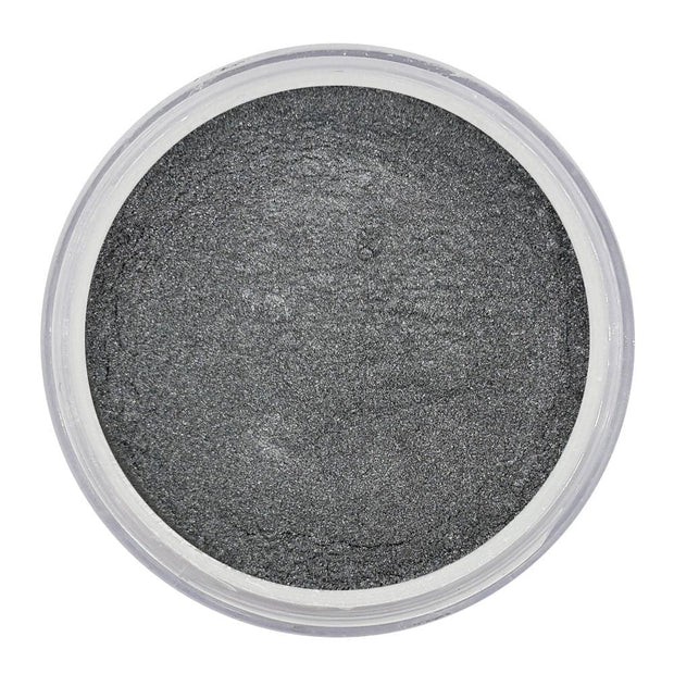 Vegan Eco-Friendly Mica Pigment Powder 46 - Shimmering Steel