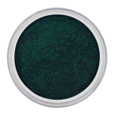 Vegan Eco-Friendly Mica Pigment Powder 30 - Emerald Night