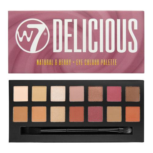 Delicious - Natural & Berry Eye Shadow Palette