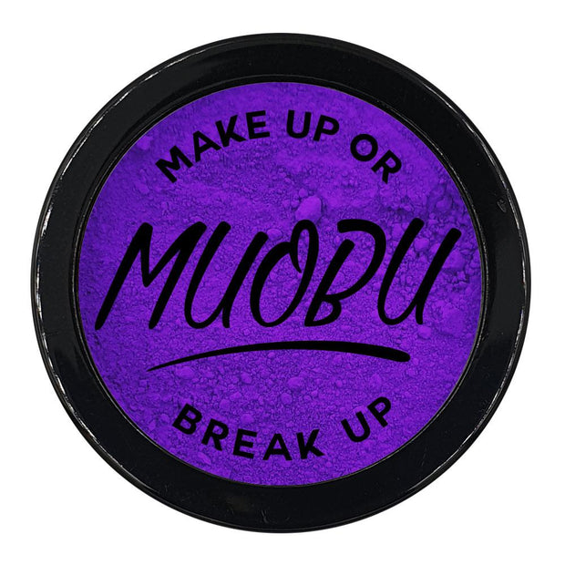 MUOBU Vegan Eco-Friendly Mica Pigment Powder 06 - Purple - MUOBU