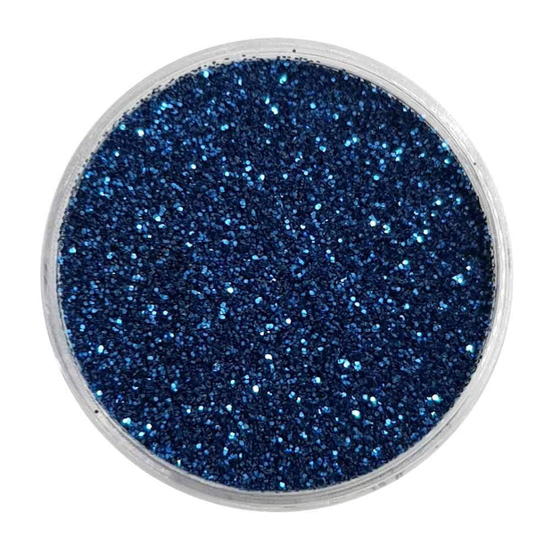 MUOBU Biodegradable Dark Blue Glitter (Fine Metallic Glitter) - BioMarine - MUOBU