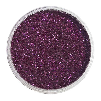 MUOBU Biodegradable Purple Glitter (Fine Metallic Glitter) - BioRoyalty - MUOBU