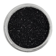MUOBU Black Glitter (Fine Metallic Glitter) - Black Magic - MUOBU