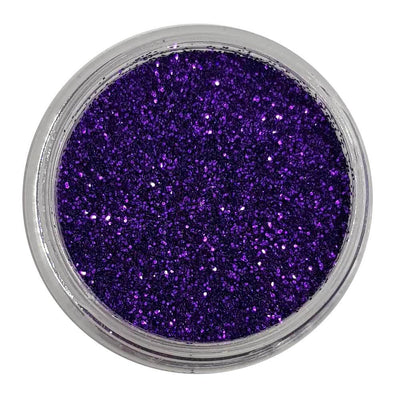 MUOBU Purple Glitter (Fine Metallic Glitter) - Cadbury Purple - MUOBU