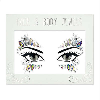 MUOBU Festival Face Jewels Set - Carnival Queen - MUOBU