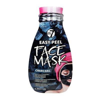 W7 W7 Easy Peel Charcoal Face Mask - MUOBU