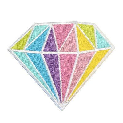 MUOBU Diamond Iron-On Festival Patch - MUOBU