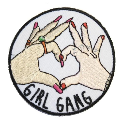 MUOBU Girl Gang Iron-On Festival Patch - MUOBU