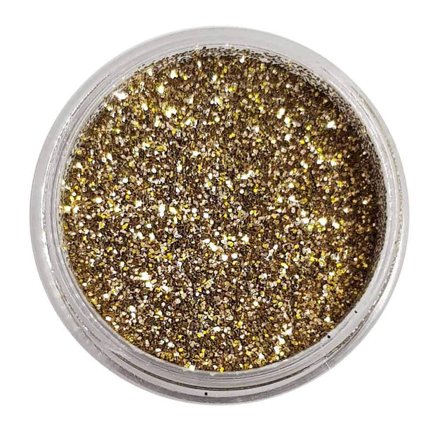 MUOBU Gold Glitter (Fine Metallic Glitter) - Golden Shadow - MUOBU