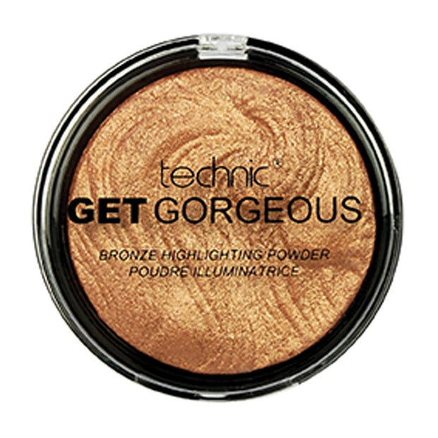 Technic Technic Get Gorgeous Highlighter - 24ct Gold - MUOBU