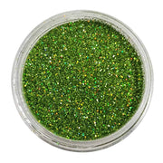 MUOBU Apple Green Glitter (Fine Holographic Glitter) - Apple Of My Eye - MUOBU