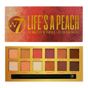 W7 Life's A Peach - The Sweetest Of Peaches Eye Shadow Palette