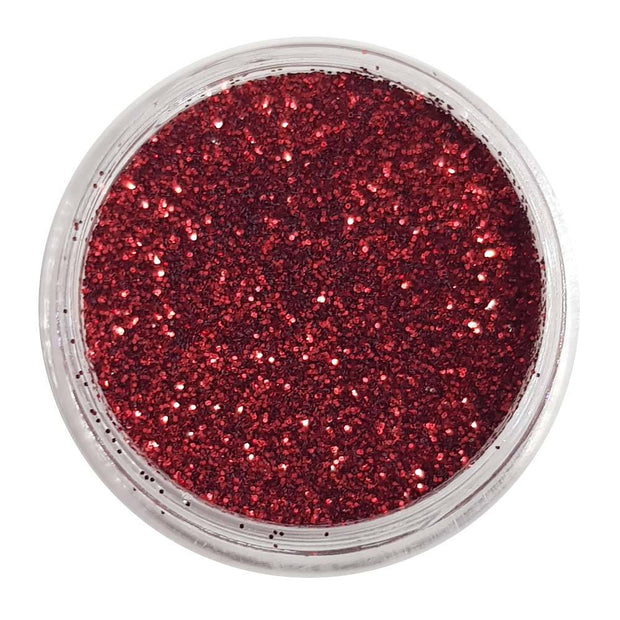 MUOBU Red Glitter (Fine Metallic Glitter) - Love To Hate You - MUOBU