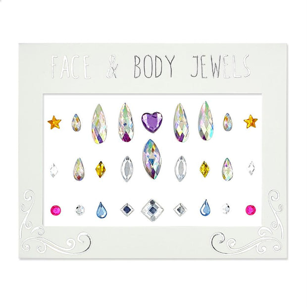 MUOBU Festival Face Jewels & Gems Set - Jewels Of The Nile - MUOBU