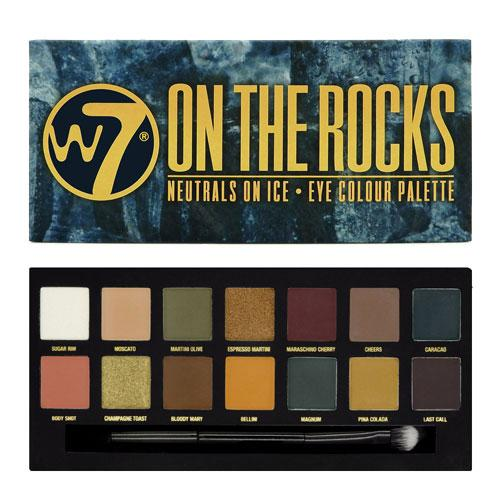 On The Rocks - Neutrals On Ice Eye Shadow Palette