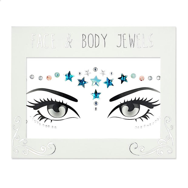 MUOBU Festival Face Jewels Set - Gypsy Rosa Lee - MUOBU
