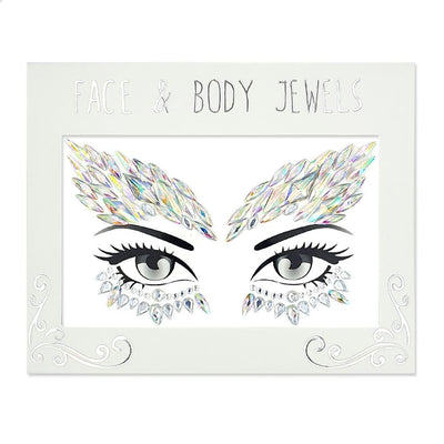 MUOBU Festival Face Jewels Set - Disco Princess - MUOBU