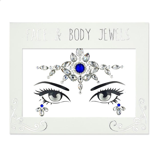 MUOBU Festival Face Jewels Set - Romany Diamonds - MUOBU