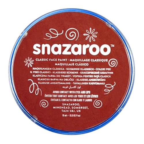 Snazaroo Face & Body Paint - Burgundy