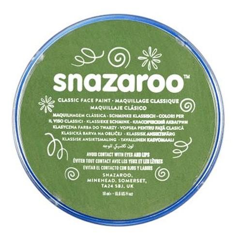 Snazaroo Face & Body Paint - Grass Green