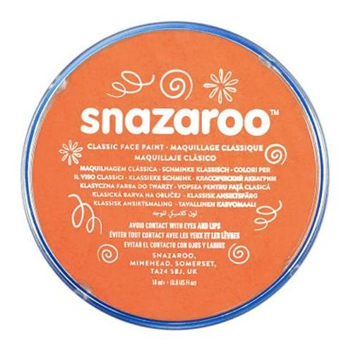 Snazaroo Face & Body Paint - Orange