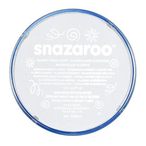 Snazaroo Face & Body Paint - White