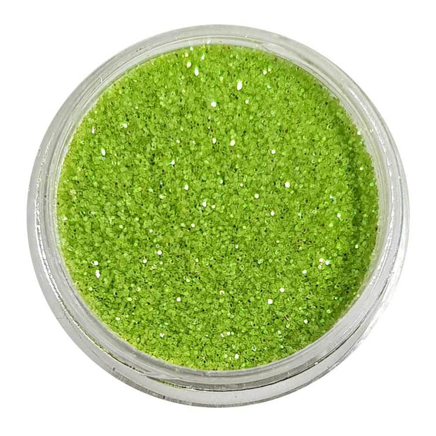MUOBU Apple Green Glitter (Fine Iridescent Glitter) - Sour Apple - MUOBU