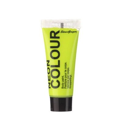 UV Neon Face & Body Paint - Lime