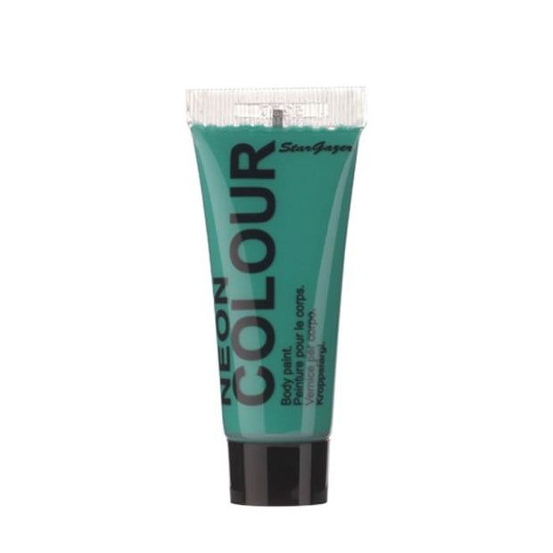 UV Neon Face & Body Paint - Turquoise