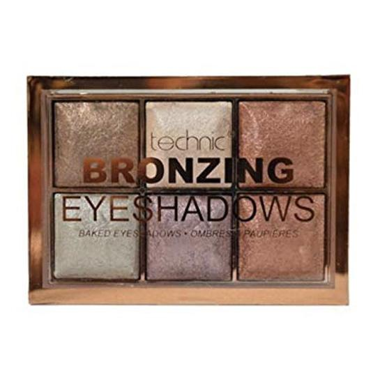 Technic Bronzing Baked Eye Shadows