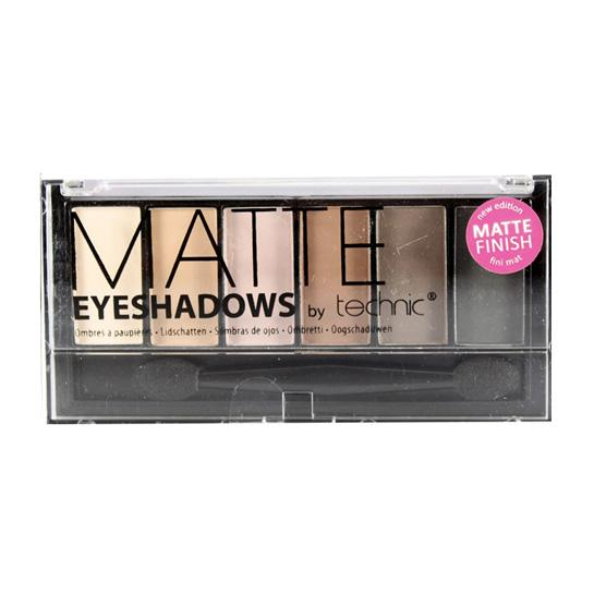 Technic Eye Shadow Palette - Matte