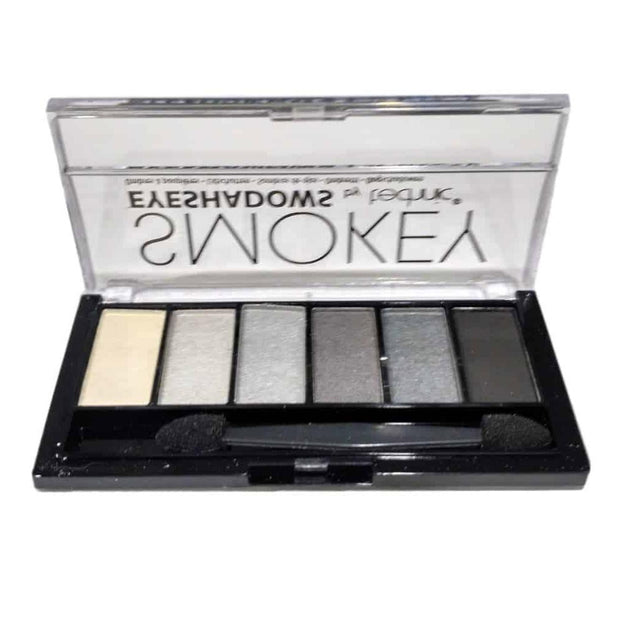 Technic Technic Eye Shadow Palette - Smokey - MUOBU